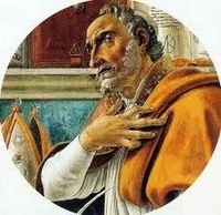 Блаженный Августин. Блаженный Августин