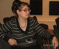Ольга Андреевна Новиковская
