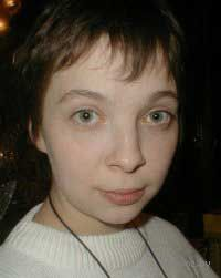 Анастасия Грызунова. Анастасия Грызунова