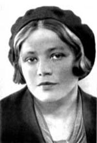 Тамара Григорьевна Габбе. Тамара Григорьевна Габбе